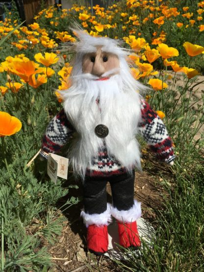 Handmade Nisse doll